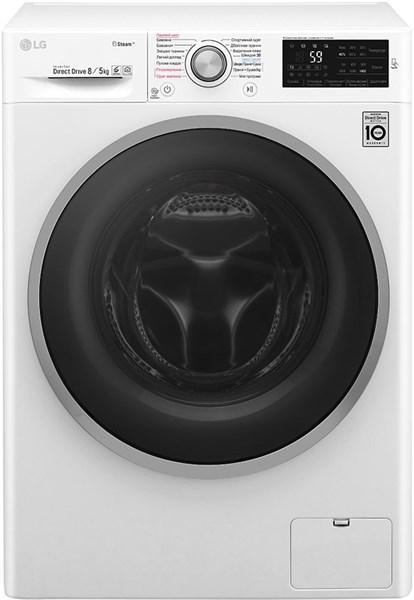 Стиральная машина LG F4J6TG1W - фото 4996