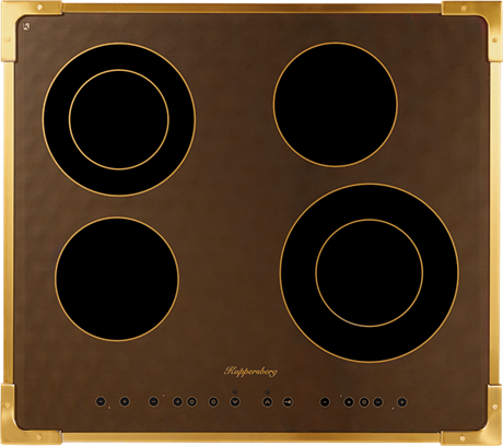 Варочная панель стеклокерамика Kuppersberg FA6RC BRONZE - фото 5772