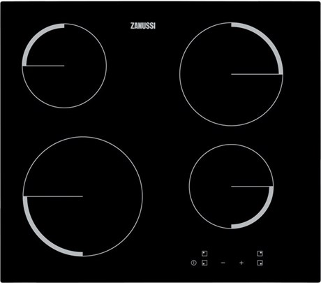 Стеклокерамическая панель Zanussi ZEV 56240 FA - фото 5804