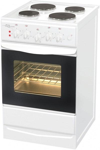 Электрическая плита Лада ЭБЧШ 5-4-5,5\7-220, W - фото 6719