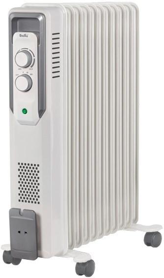 Масляный радиатор Ballu BOH/CВ-11W 2200 (11секций) - фото 9183