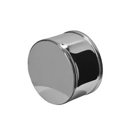 Заглушка для ревизии (430/0,5 мм) Ф130 внутренняя