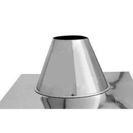 Крышная разделка прямая (430/0,5) Ф115