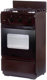 Газовая плита Лада Nova CG 32013 B коричневая
