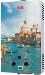 Газовая колонка Ларгаз декор Венеция  10л. XD N