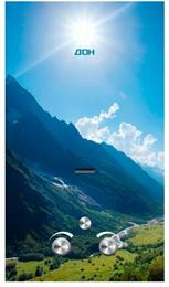 Газовая колонка  Дон  JSD-20 EGFT summer mountains(летние горы)
