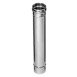 Дымоход  0,5м (430/0,8 мм)  Ф180