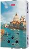 Газовая колонка Ларгаз декор Венеция  10л. XD N - фото 12475